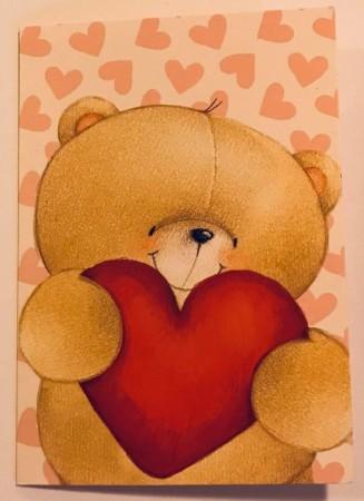 Valentines/ Romantiske kort