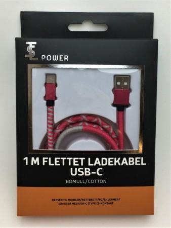Ladekabler type C