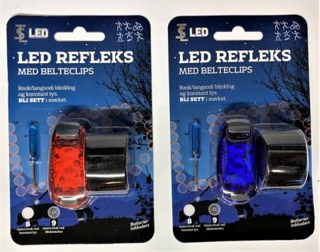Reflexer/reflexlys